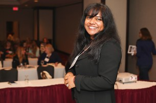 Keka DasGupta at BlogPodium - Annawithlove Photography