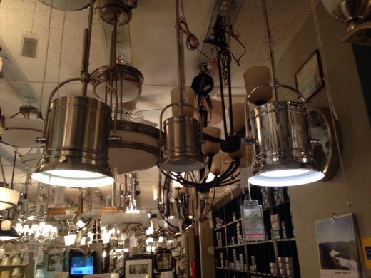 Osso City Lighting pendants