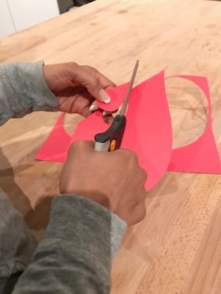 Cutting hearts
