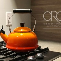 Making of a Dream Kitchen: It all started with a kettle (#ORC Week 2)