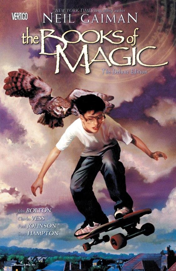 Books of Magic - Tim Hunter