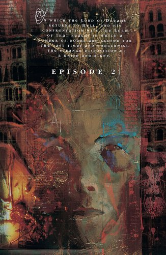 thesandman-23-cover