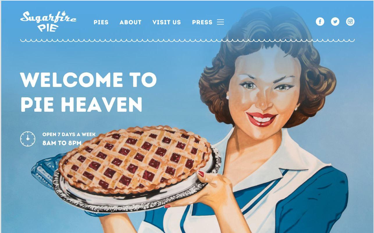 El Burro Mexican One Page Website