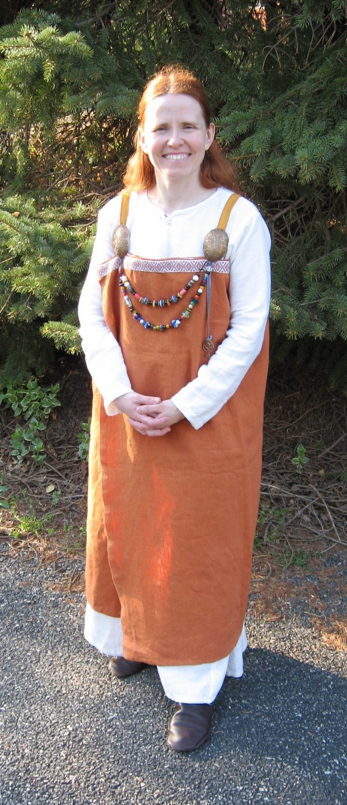 Terminology The So Called 'Viking' Apron Dress The Dreamstress