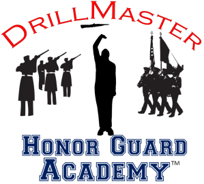 The DrillMaster Honor Guard Academy, honor guard training