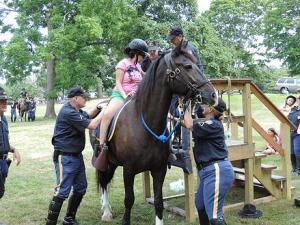 Second Company Governor's Horse Guard