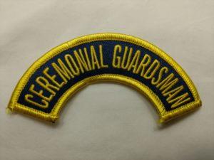 ceremonial guardsman arc