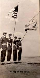 AF Color Guard 1956