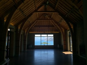 Wedding Room in Rippon Winery
