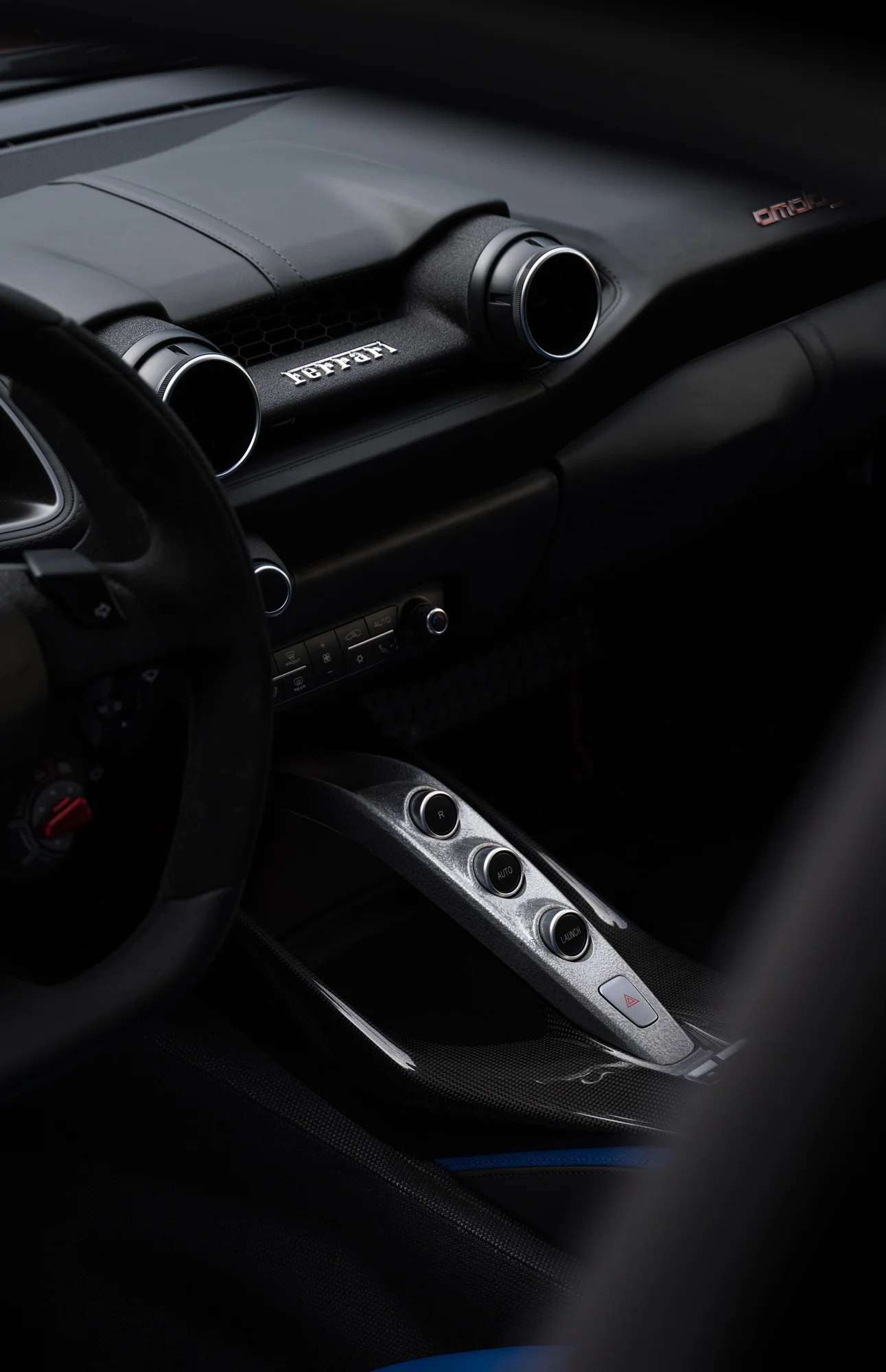 Ferrari 812 Superfast Interior : ferrari, superfast, interior, Stunning, Ferrari, Omologata, One-Off, Superfast, Drive