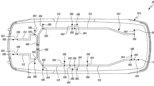 small resolution of tesla looks to supercharge model y production with new wiring harness patent the driven