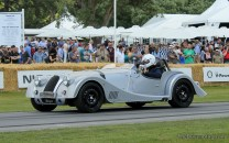 Morgan Goodwood Festival of Speed 2014