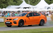 Holden Vauxhall VXR8 Goodwood Festival of Speed 2014