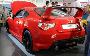 Toyota GT86 Goodwood Festival of Speed 2015