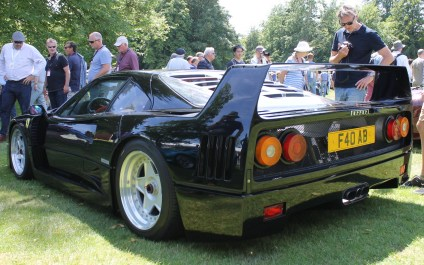 Ferrari F40 Goodwood Festival of Speed 2015