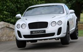 Cholmondeley Power and Speed 2016 CPAS discount tickets bentley jump