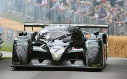Cholmondeley Power and Speed 2016 CPAS discount tickets Bentley Le Mans