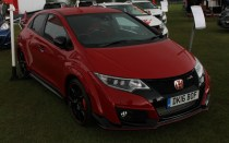 2016 Honda Civic Type-R Cholmondeley Power and Speed 2016