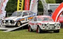 Classic Rally Ford Escorts Cholmondeley Power and Speed 2016