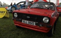 Ford Escort RS1800 MK2 rally Cholmondeley Power and Speed 2016