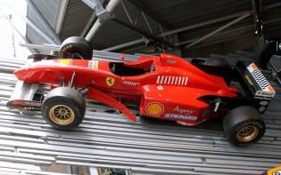 Ferrari F1 Car Beaulieu