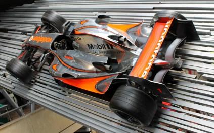 McLaren F1 Car Beaulieu