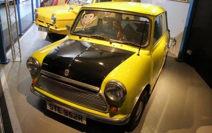 Mr Bean's Mini Beaulieu