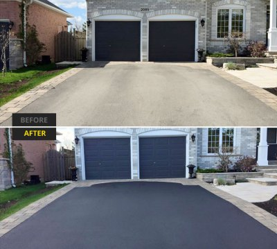 asphalt sealing and restoration