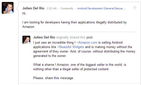 Is Amazon Distributing Apps Without Developer Authorization? – The