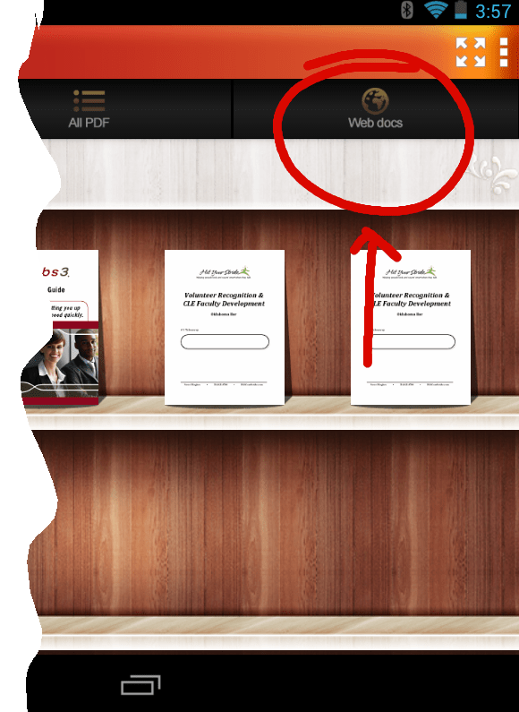pdf will only open with reader
