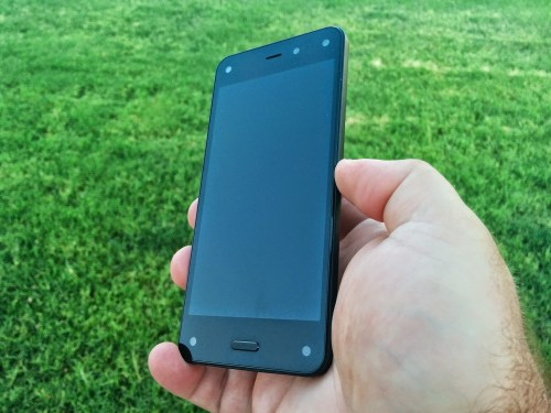 Amazon Fire front
