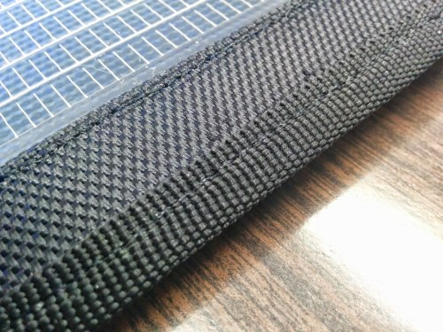 Kickr II double stitched seams