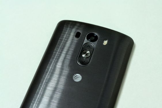 LG G3 back buttons