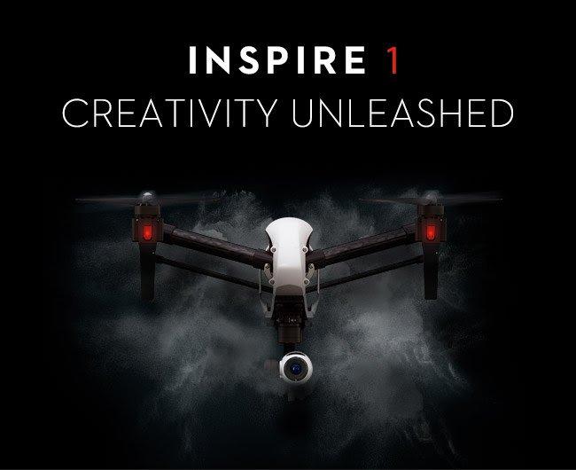DJI's Inspire 1
