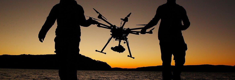 part 107 drone