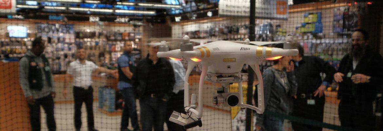 B&h drone cage