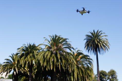 george matus teal drone
