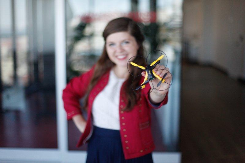 tdr spyder drone toy STEM classroom students best