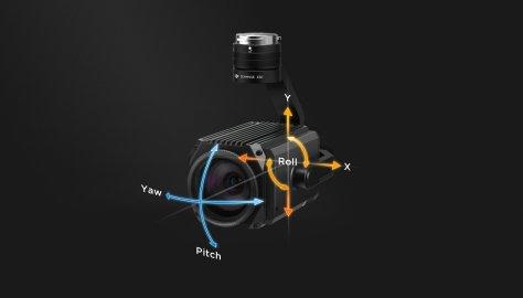 zenmuse drone camera