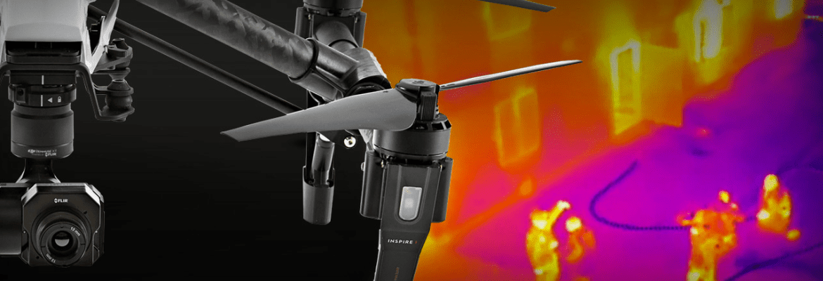 Aerial Thermography