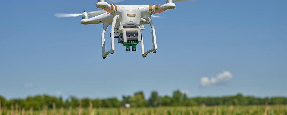 sentera drone dji phantom mavic