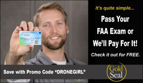 UAV Ground School Dronegirl coupon code