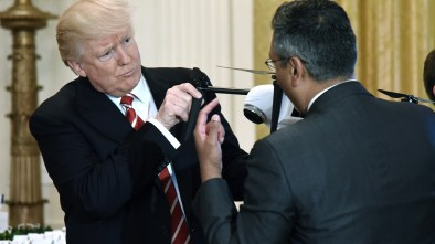 FAA Reauthorization Act donald trump drones Integration Pilot Program