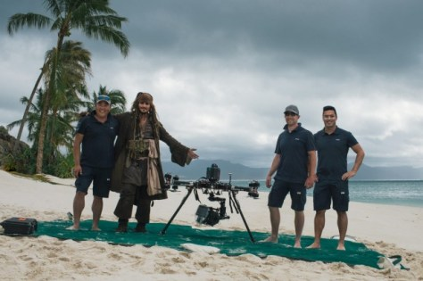 pirates of the caribbean xm2 drone johnny depp
