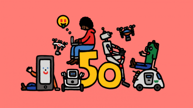 MIT Tech Review 50 smartest companies drones
