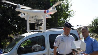 airworks drone enterprise dji conference police french