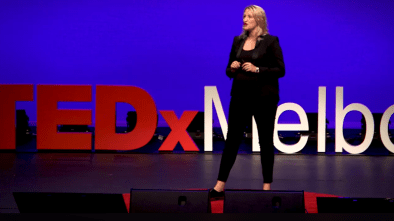 catherine ball tedx melbourne