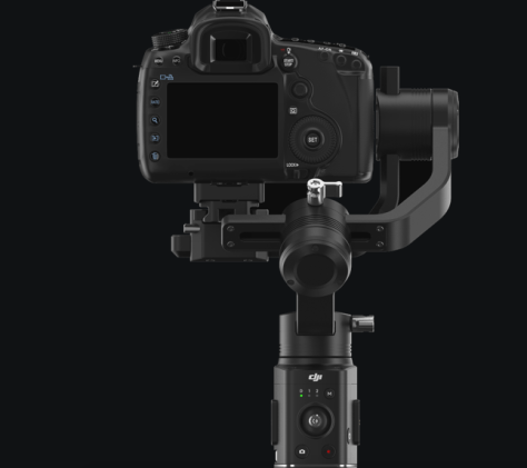 ronin-s dji gimbal camera