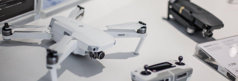 blockchain dji drone rental