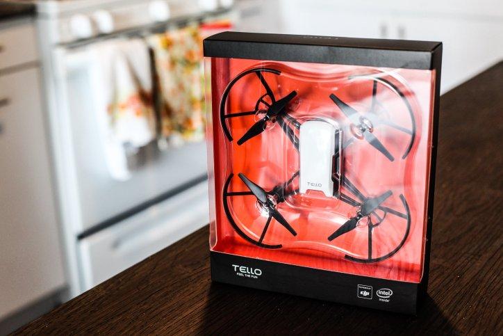 DJI Tello review Ryze drone